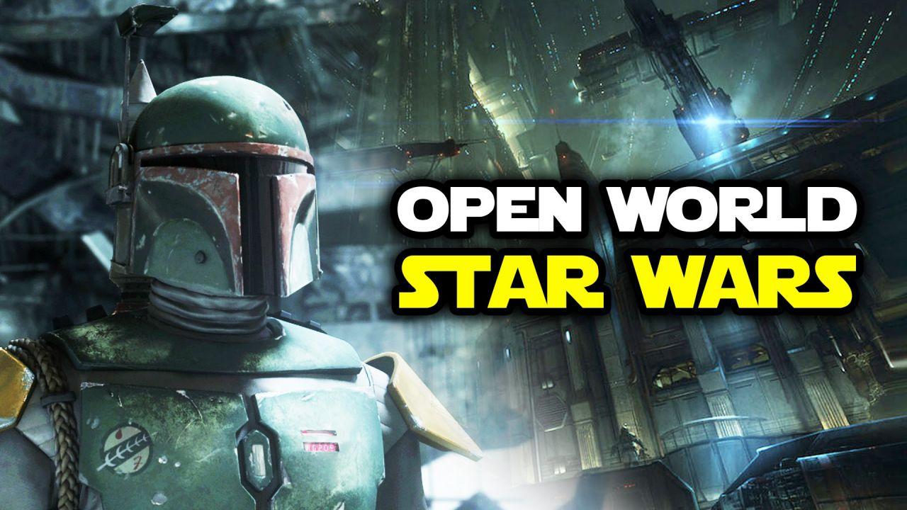 Star Wars: un fan lancia una campagna Kickstarter per sviluppare un gioco di ruolo open world