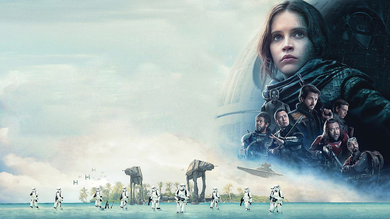 Star Wars, ecco le foto più belle direttamente dal set di Rogue One