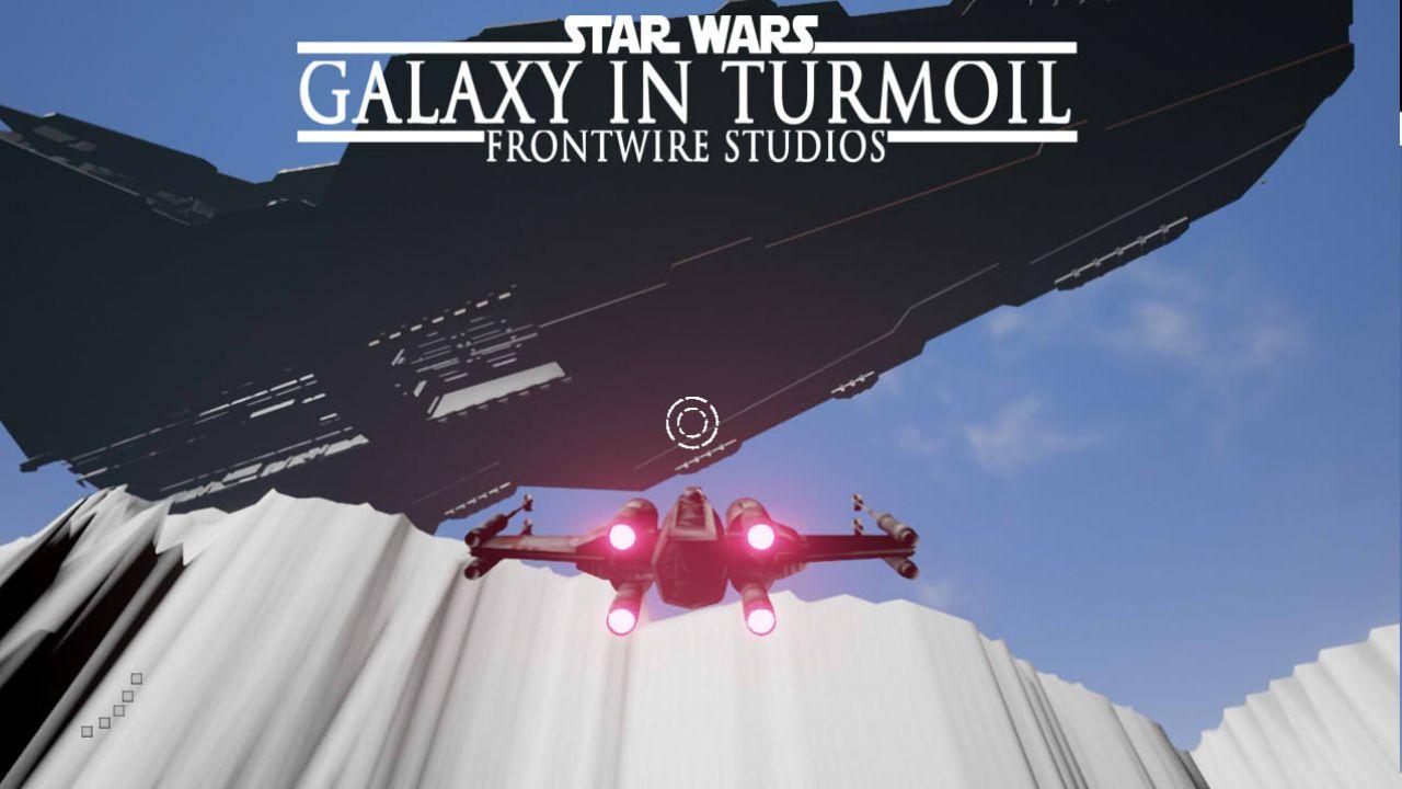 Star Wars Galaxy in Turmoil arriverà su Steam