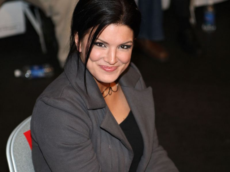 Star Wars: Gina Carano si unisce al cast della serie live-action 'The Mandalorian'