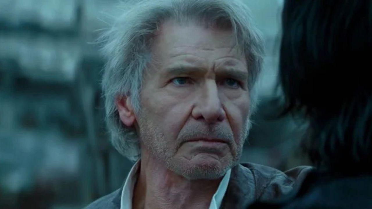 Star Wars, Harrison Ford è trend su Twitter dopo un'esilarante domanda su Han Solo