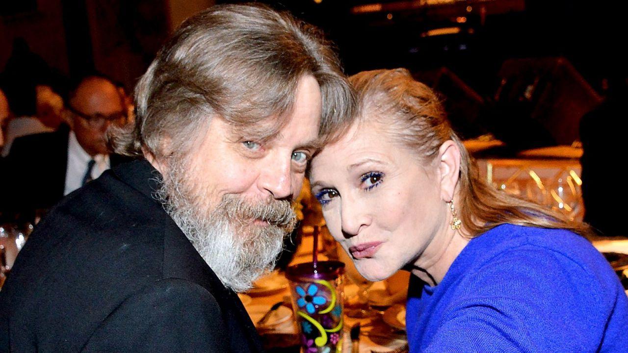 Star Wars IX: Carrie Fisher sarebbe orgogliosa del film, parola di Mark Hamill
