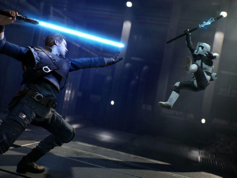 Star Wars Jedi Fallen Order: ecco perché non si potranno fare a pezzi gli Stormtrooper