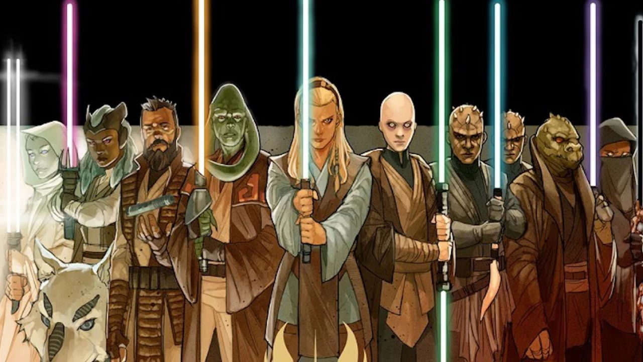 Star Wars: i Jedi Grigi ricopriranno un ruolo importante in The High Republic?