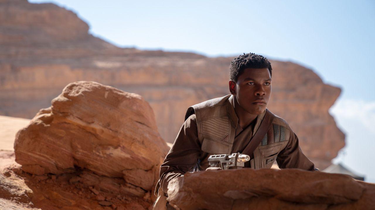Star Wars, John Boyega rivela nuovi dettagli sull'Episodio IX di Colin Trevorrow!