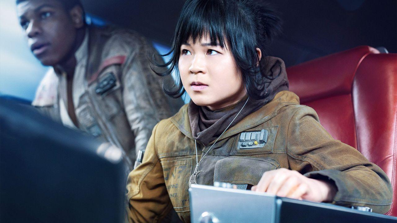 Star Wars: Kelly Marie Tran torna a parlare di fandom tossico e molestie subite