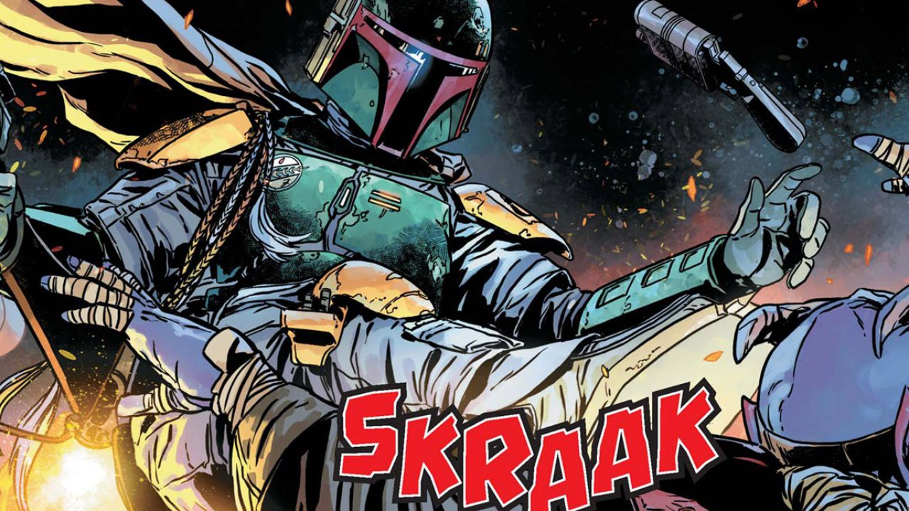 Star Wars: Marvel Comics presenta la nuova serie dedicata a Boba Fett