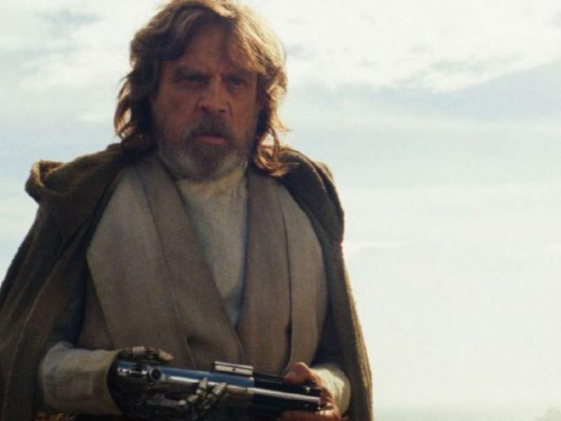 Star Wars: ecco il meme di Luke Skywalker che imbarazza lo stesso Mark Hamill