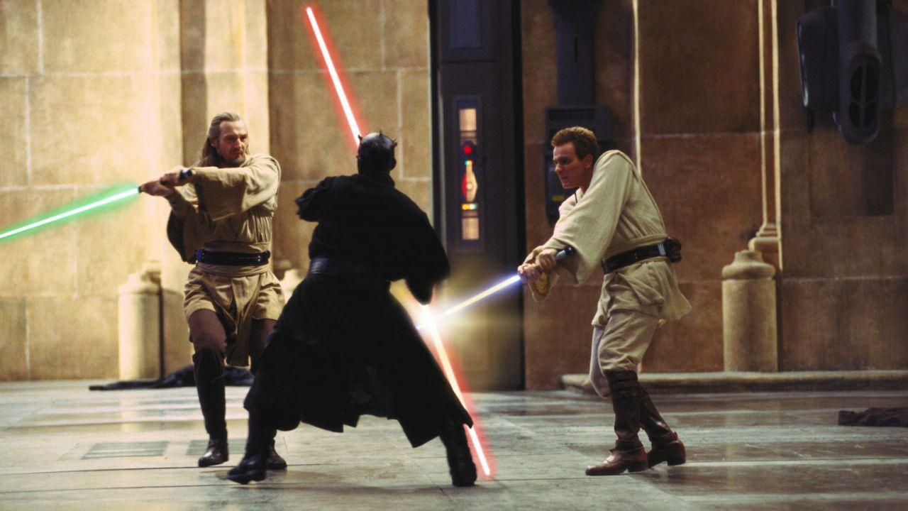 Star Wars - La minaccia fantasma, George Lucas difende la parte più odiata del film