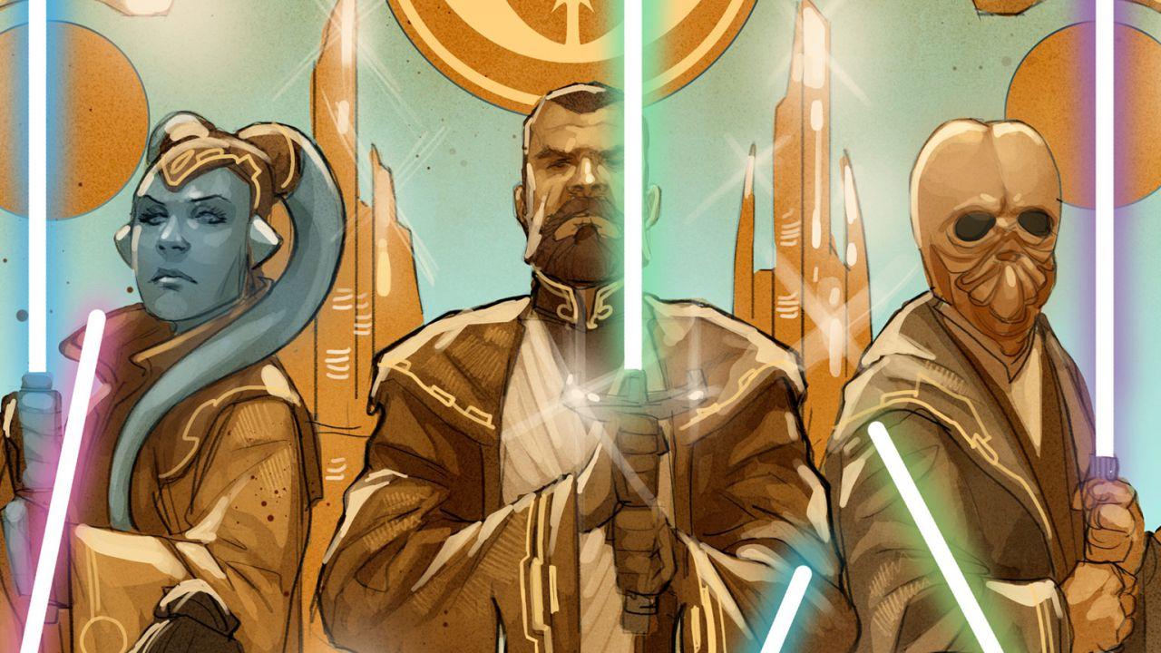 Star Wars: nuovi dettagli per un Maestro Jedi che apparirà in The High Republic