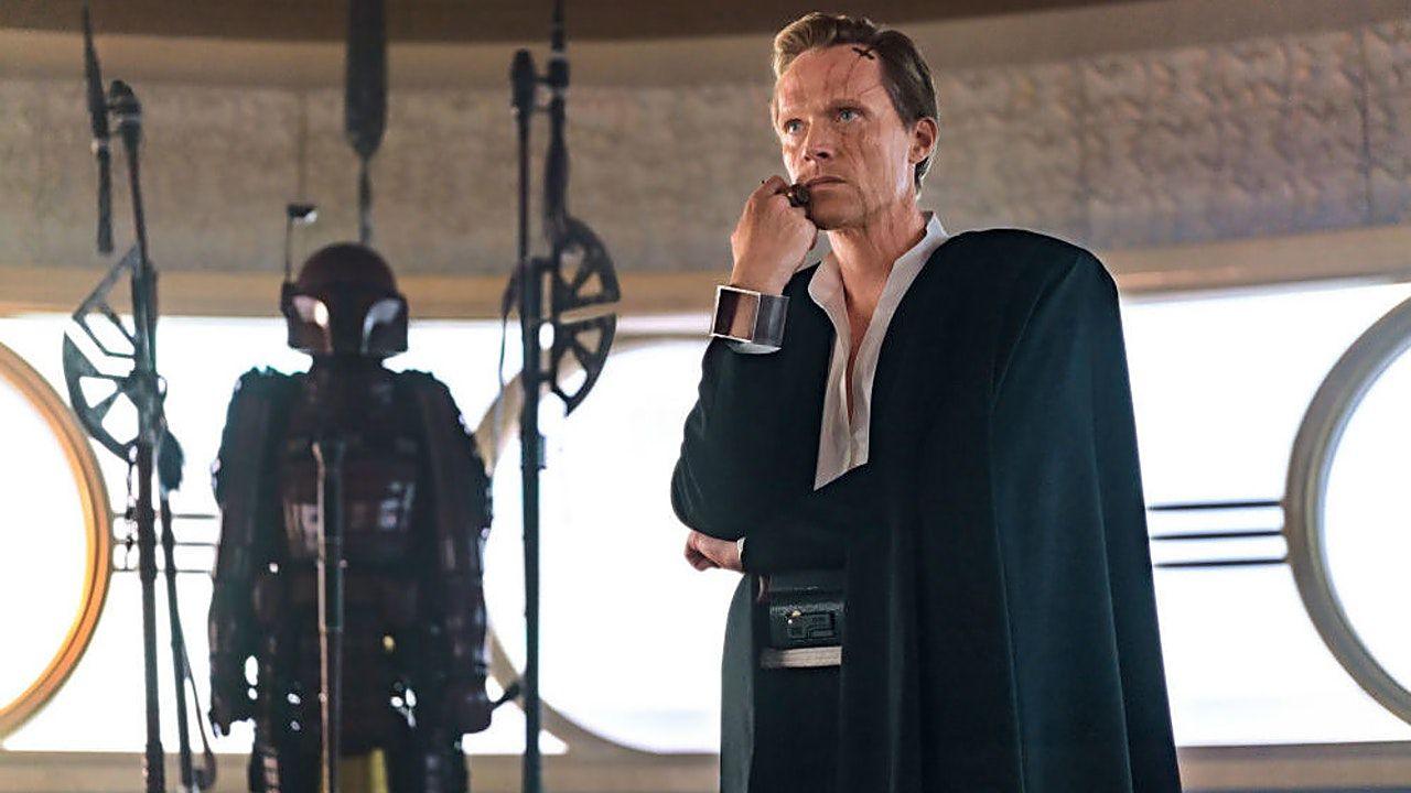 Star Wars: Paul Bettany vuole il ritorno di Dryden Vos, villain di Solo, su Disney+