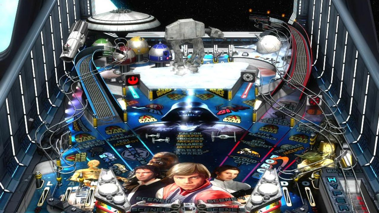 Star Wars Pinball arriverà su 3DS molto presto