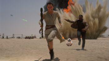 Star Wars: il primo incontro di Finn e Rey è stato cambiato drasticamente