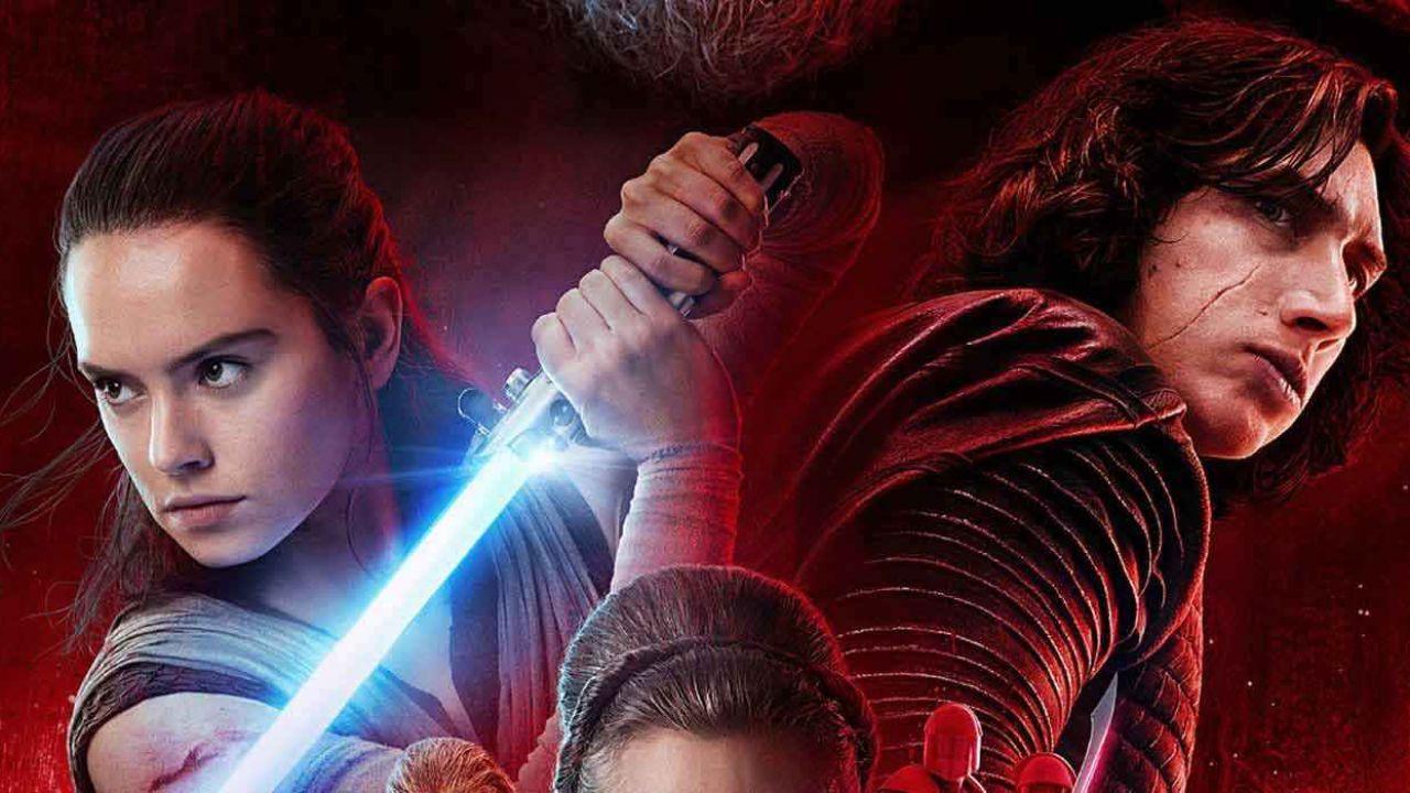 Star Wars, la relazione tra Rey e Kylo Ren doveva essere romantica: parola di Rian Johnson