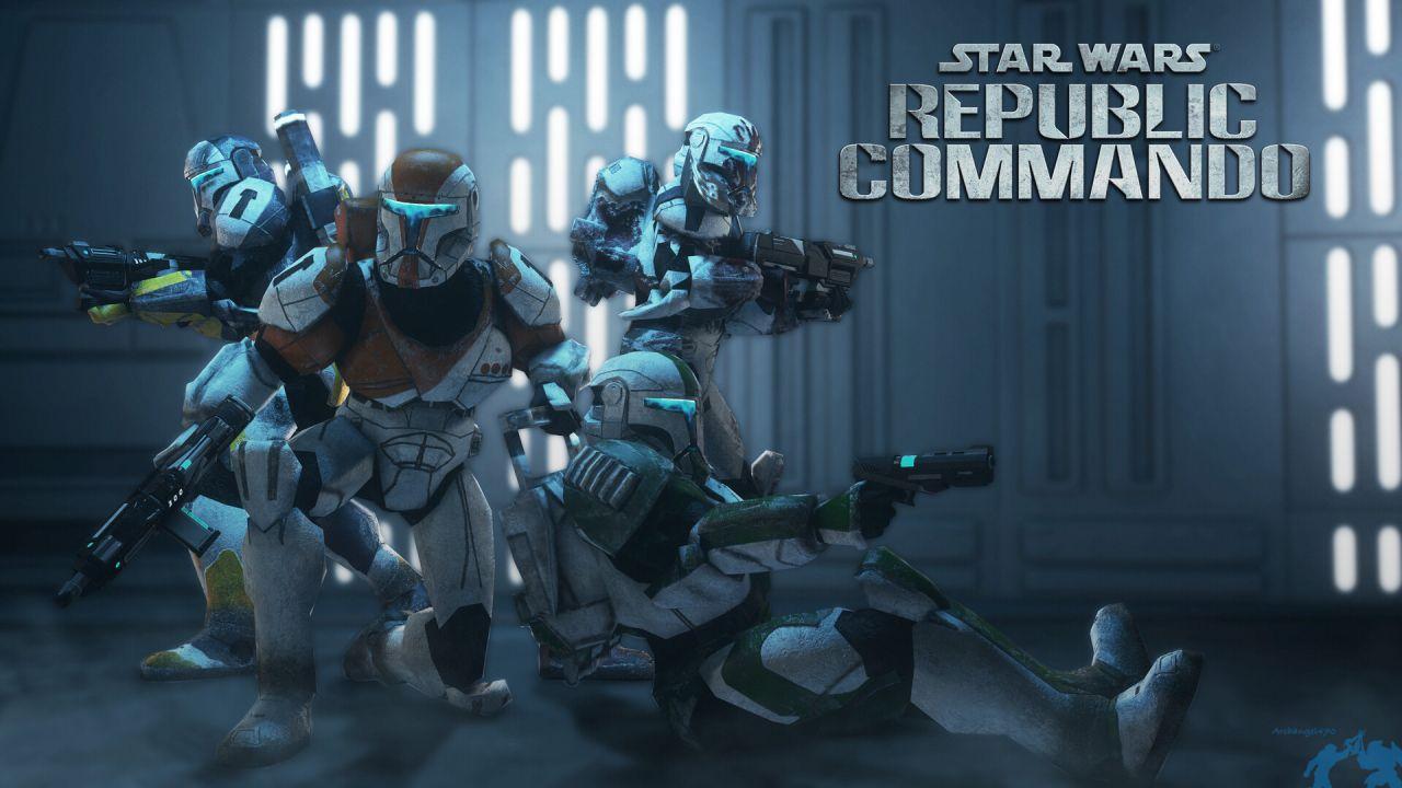 Star Wars Republic Commando marcia su Nintendo Switch: porting avvistato