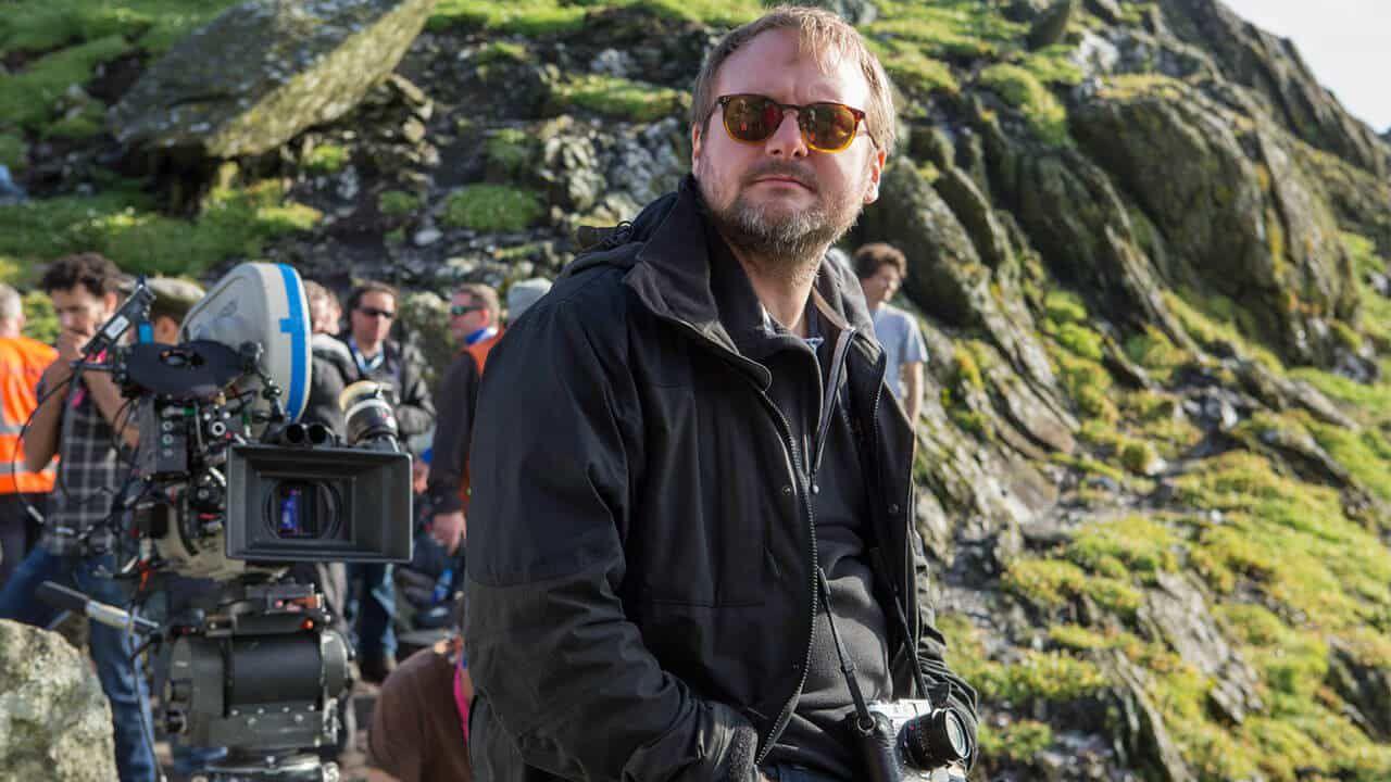 Star Wars: Rian Johnson conferma di essere ancora al lavoro sulla sua trilogia