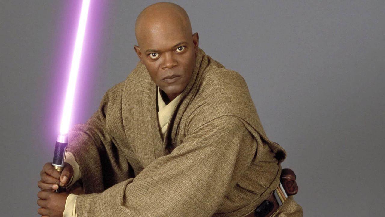 Star Wars: Samuel L. Jackson vorrebbe tornare nei panni di Mace Windu