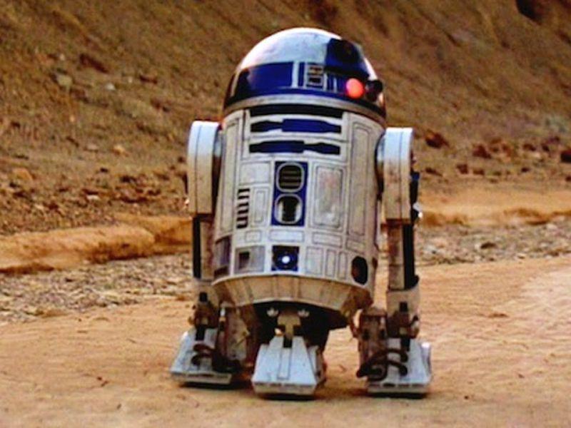 Star Wars: scoprite le disturbanti idee originali per la creazione di R2-D2