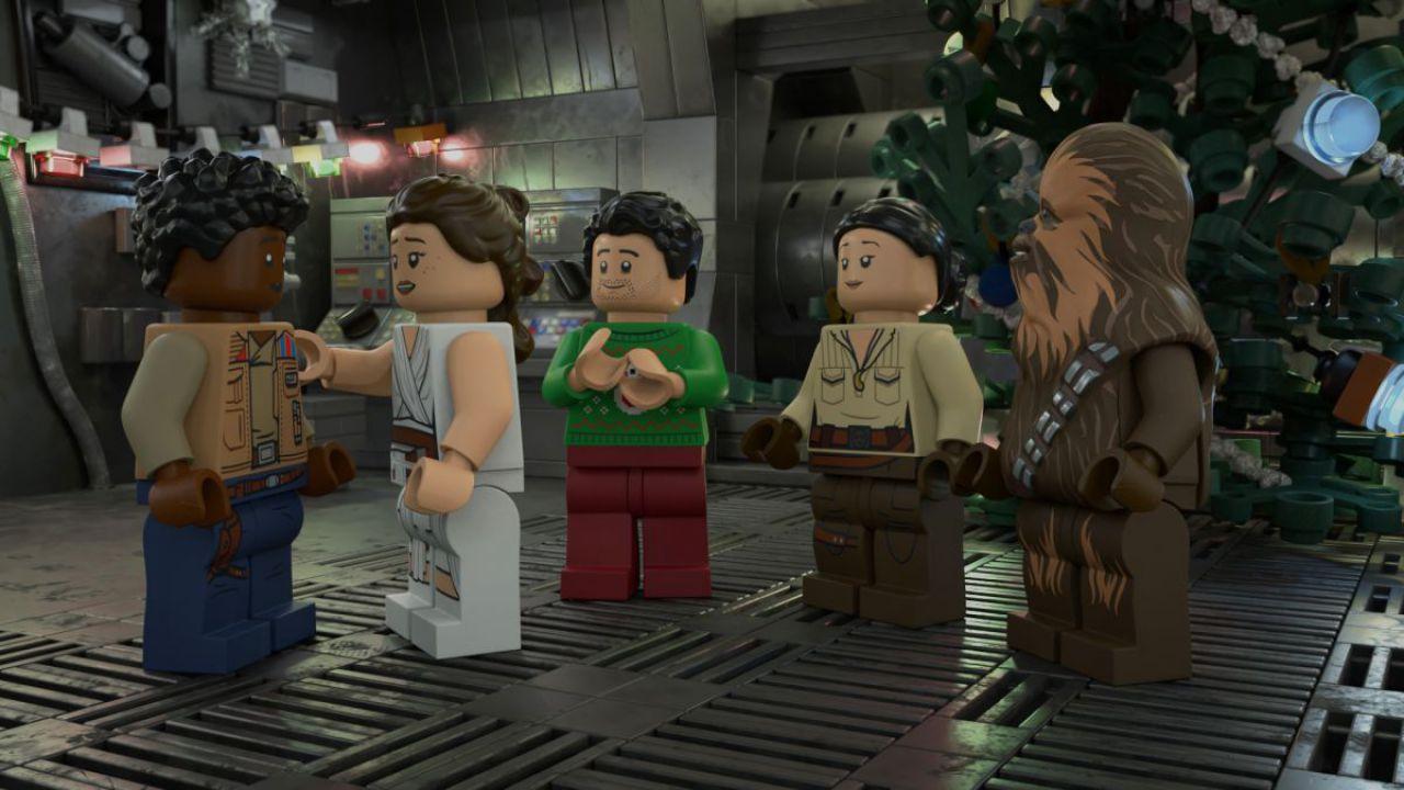 Star Wars, lo speciale natalizio Lego conferma una teoria su Finn: ecco quale