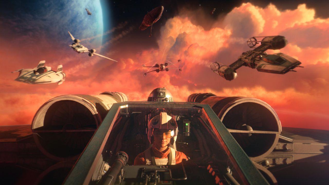 Star Wars Squadrons non avrà DLC e microtransazioni, non uscirà su PS5 e Xbox Series X