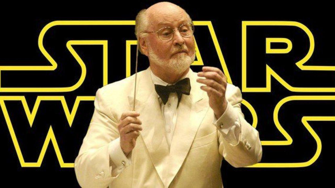 Star Wars: il successo della colonna sonora? Questione di fortuna, secondo John Williams