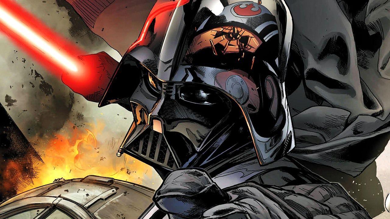 Star Wars: una terribile visione al centro dell'ultimo numero di Darth Vader