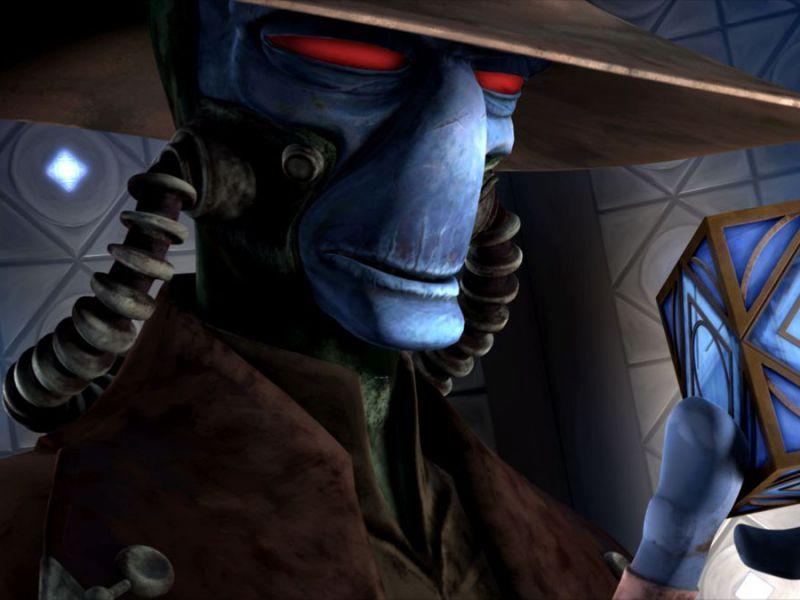 Star Wars: The Clone Wars, il bellissimo easter egg a tema Indiana Jones della stagione 4