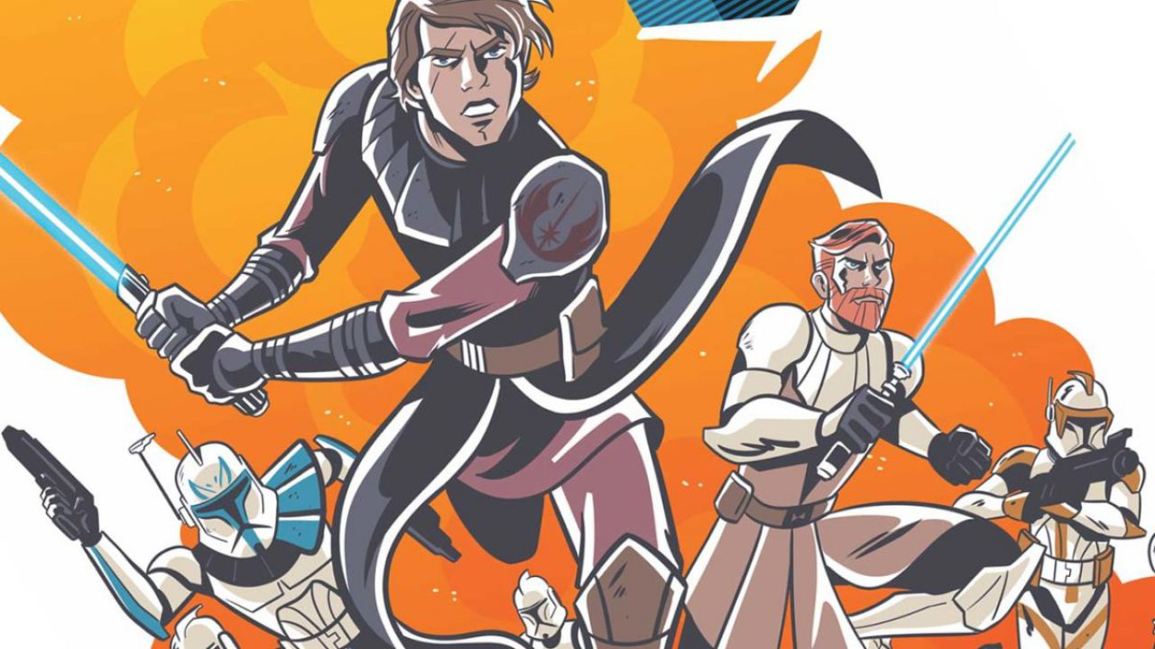 Star Wars: The Clone Wars, la pubblicazione della serie è stata rimandata