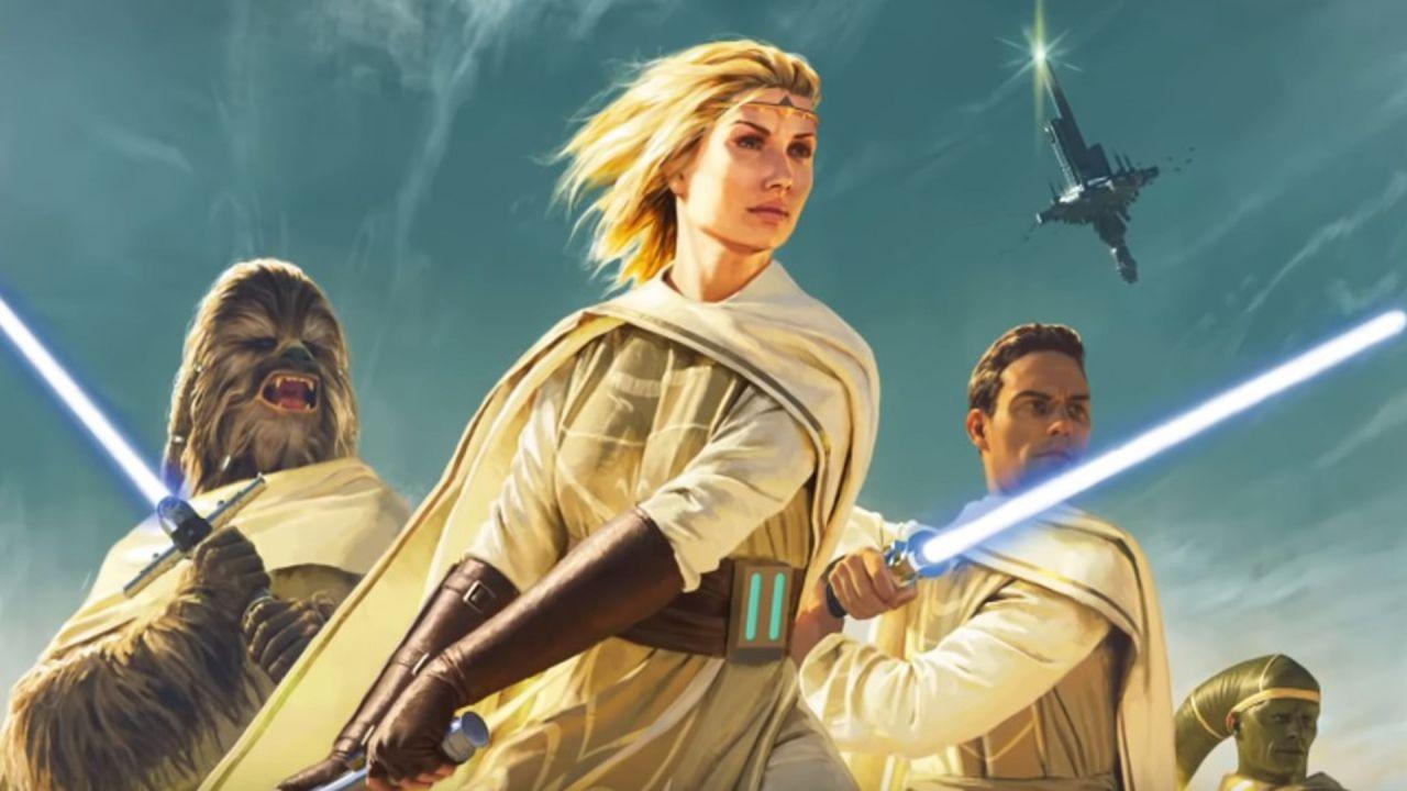 Star Wars The High Republic è stato rinviato al 2021: disponibili le nuove date