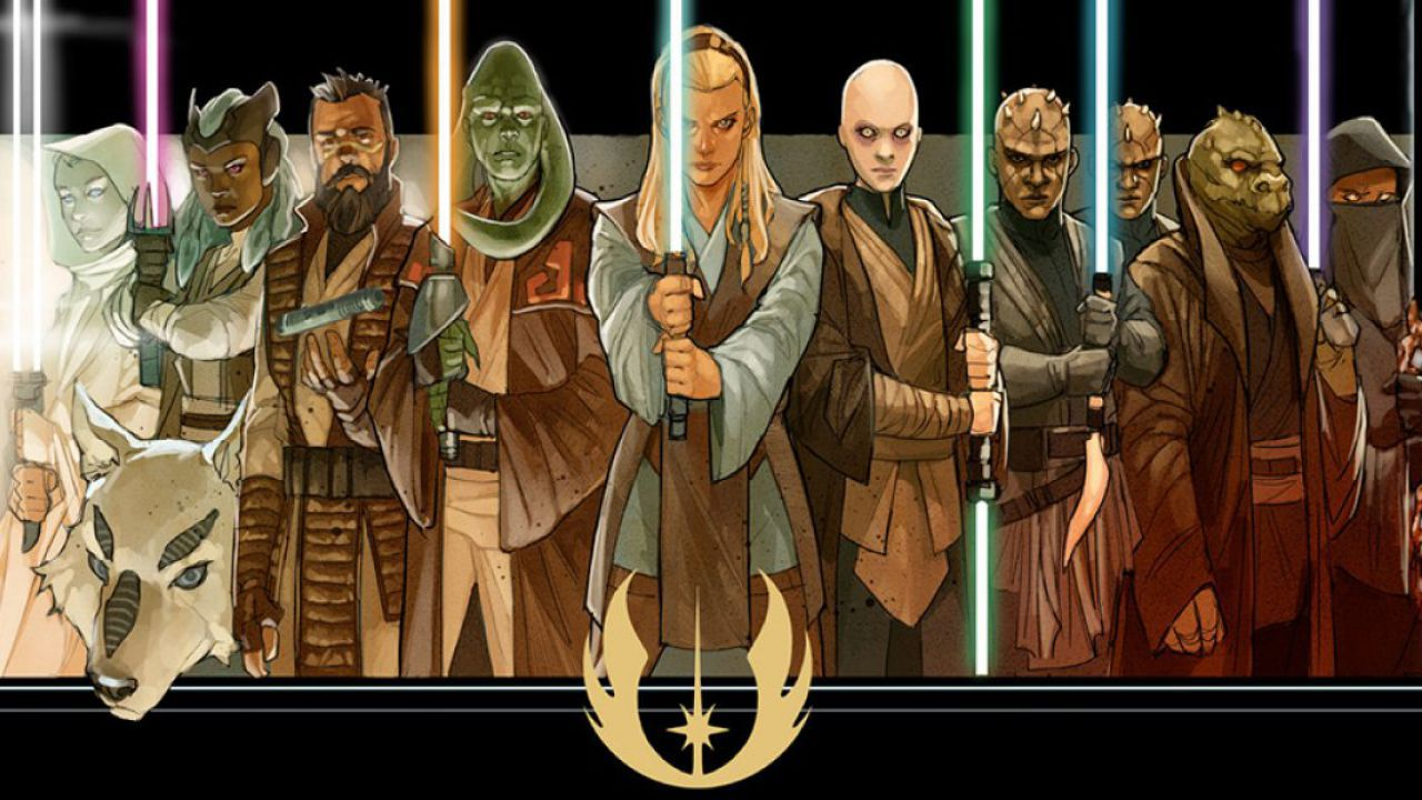 Star Wars: The High Republic, svelati i terrificanti nemici degli jedi