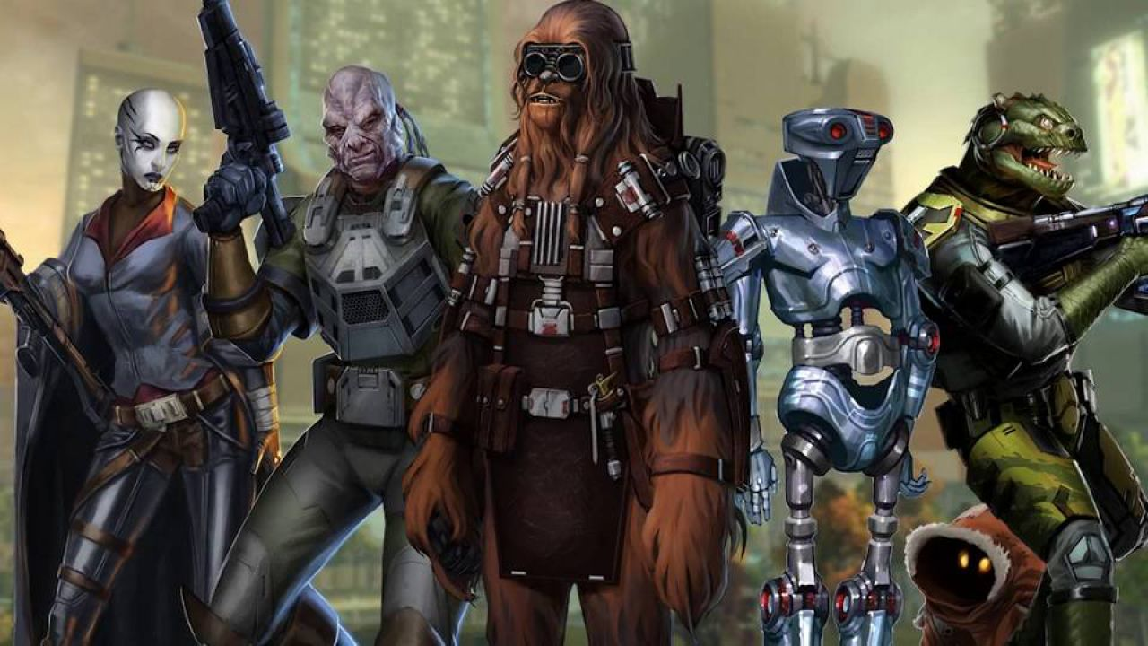 Star Wars The Old Republic: annunciata l'espansione Galactic Starfighter