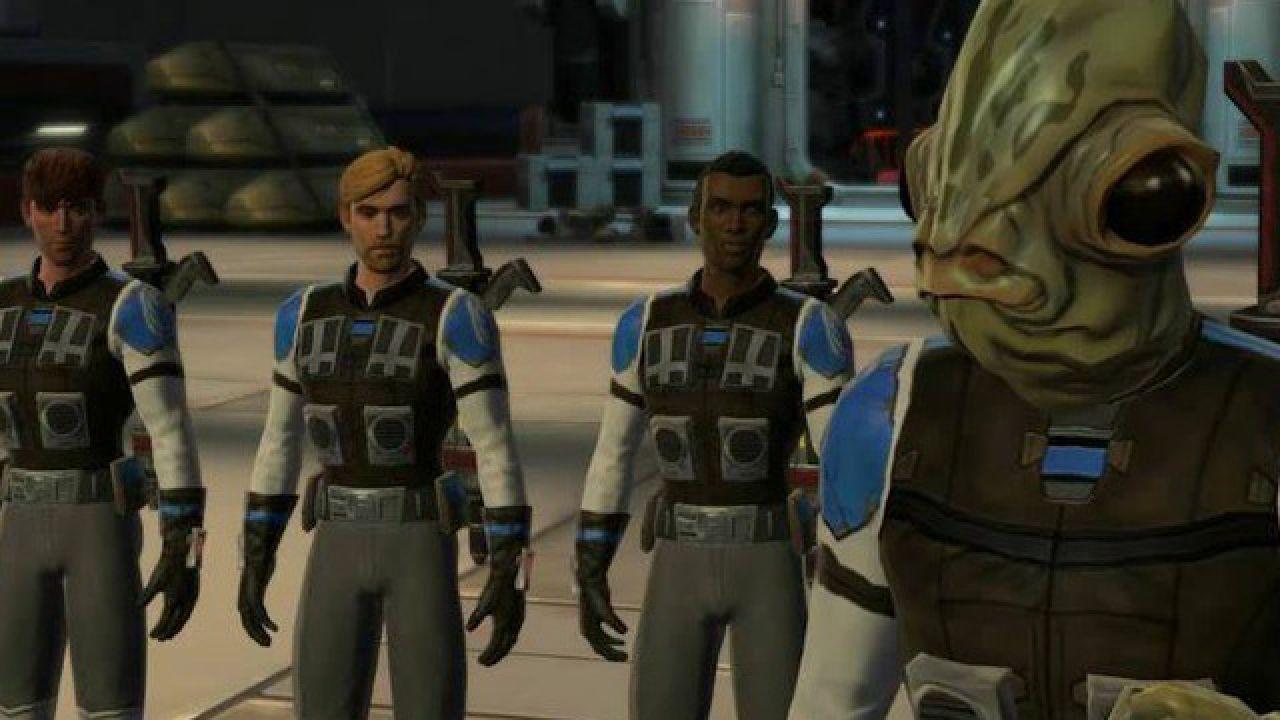 Star Wars The Old Republic: confermati i limiti della versione free-to-play