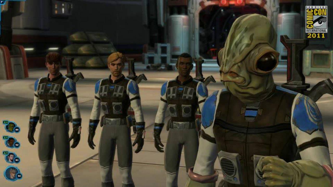 Star Wars The Old Republic: doppi punti XP nel weekend