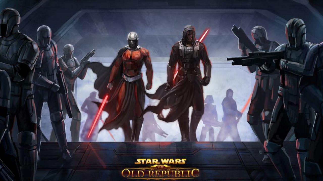 Star Wars The Old Republic: pubblicata l'espansione The Rise of the Hutt Cartel