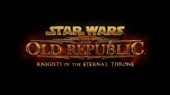 Star Wars The Old Republic: story trailer per Knights of the Eternal Throne