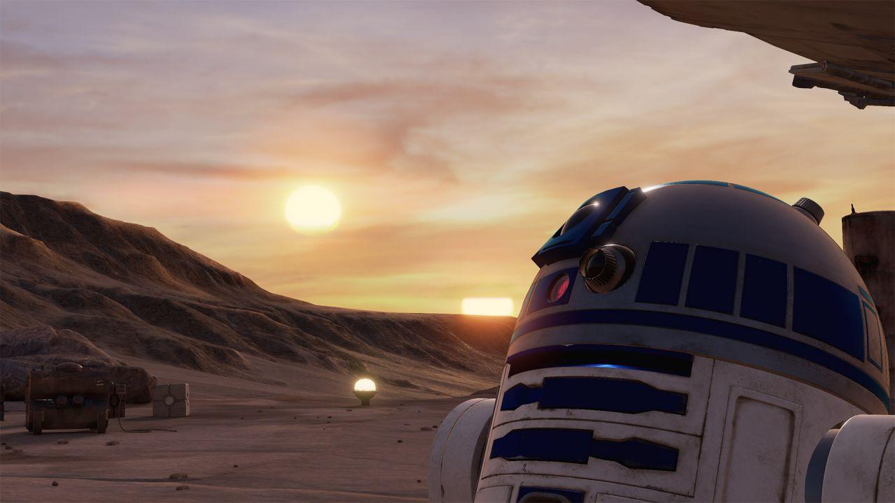 Star Wars Trials Of Tatooine gratis da domani