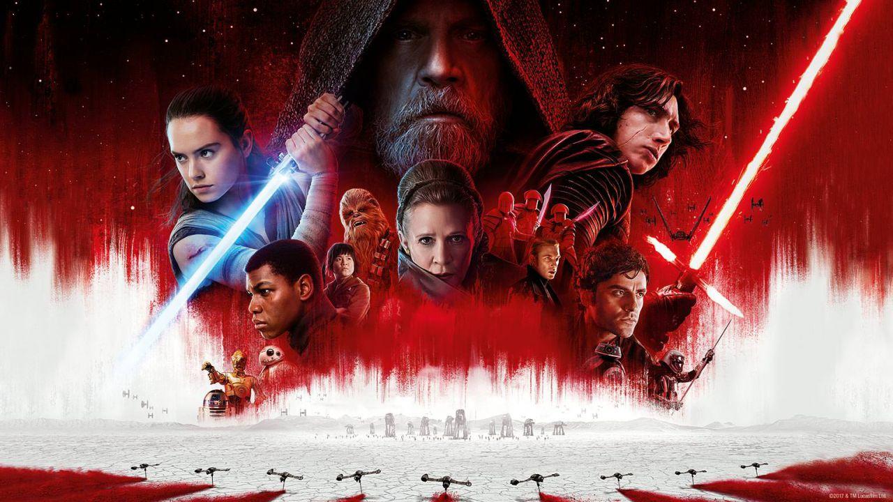 Star Wars: Gli Ultimi Jedi, 3 anni fa usciva l'Episodio VIII: il post di Rian Johnson