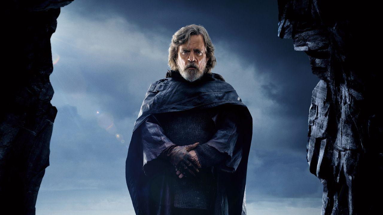 Star Wars - Gli Ultimi Jedi: perché Luke usa la spada laser blu di Anakin?