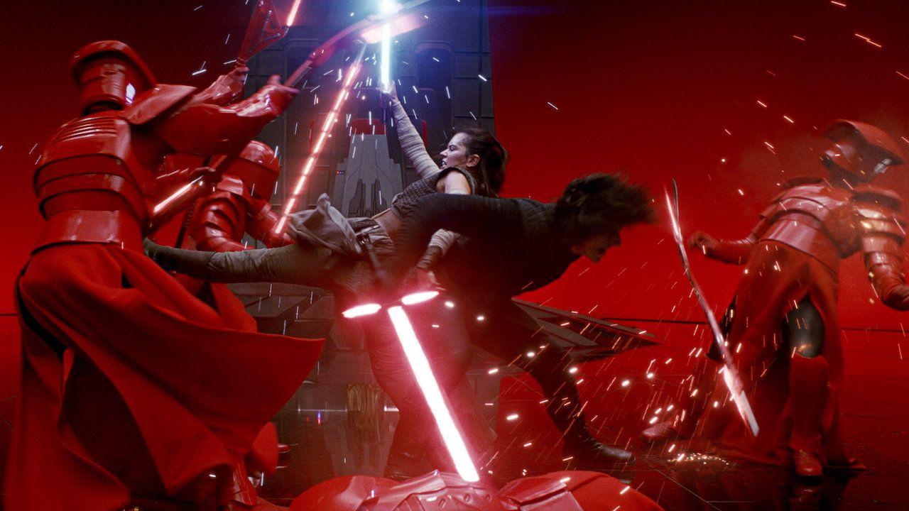 Star Wars: Gli Ultimi Jedi e quell'inquadratura invertita che nessuno ha notato