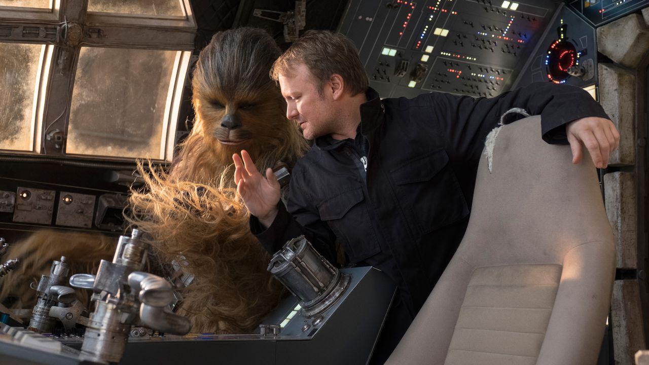 Star Wars: Gli Ultimi Jedi, Rian Johnson rivela la prima parola dello script