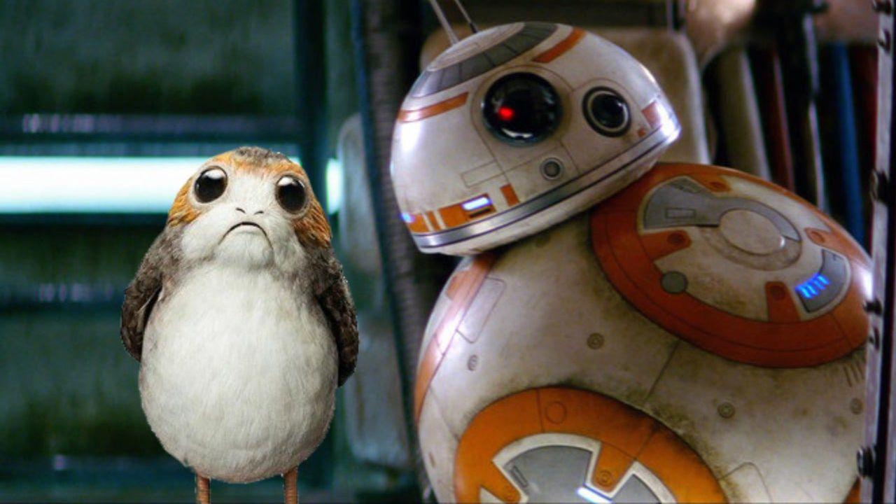Star Wars - Gli ultimi Jedi, Rian Johnson svela quale Porg si è portato a casa