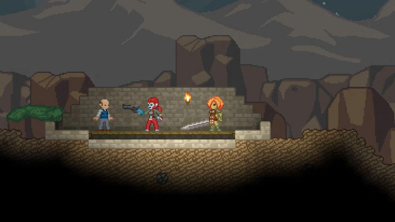 Starbound: la beta sarà disponibile entro la fine dell'anno, il gioco completo nel 2014