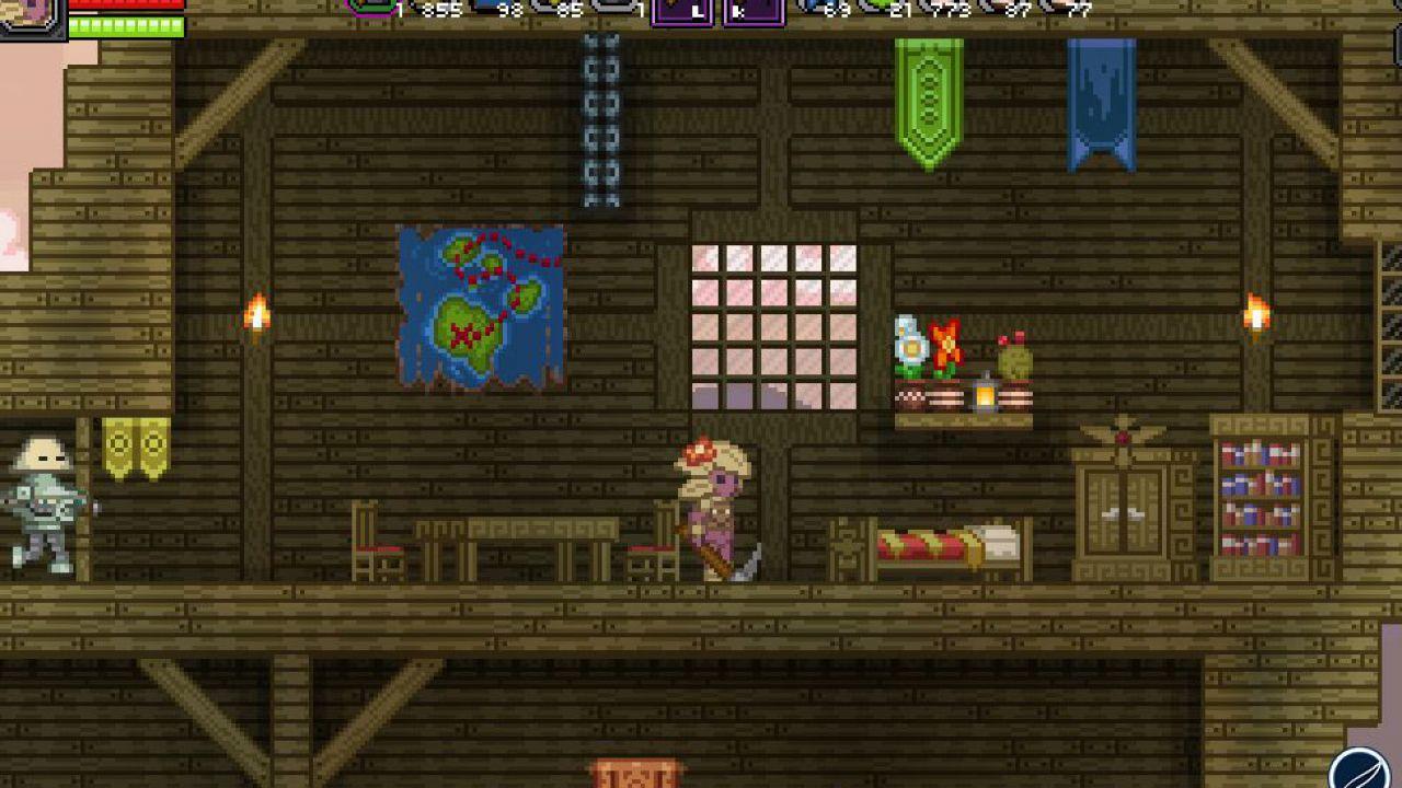 Starbound: nuovi screenshot