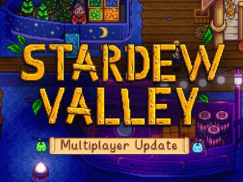 Stardew Valley: la modalità multiplayer debutta su PC ad agosto