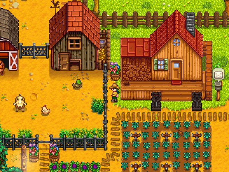 Stardew Valley, not just video games: the farm becomes a board game