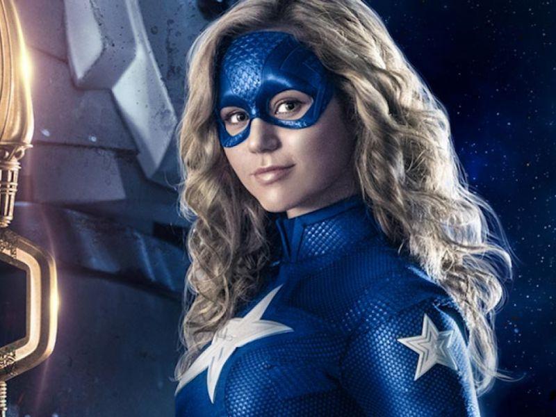Stargirl, il poster della serie che ha stregato Geoff Johns: 'The CW partner fantastico'