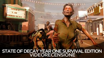 State of Decay Year One Survival Edition: Video Recensione