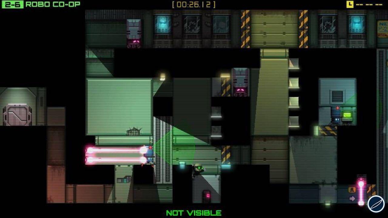 Stealth Inc: gli svilupparori mettono in palio una PSVita