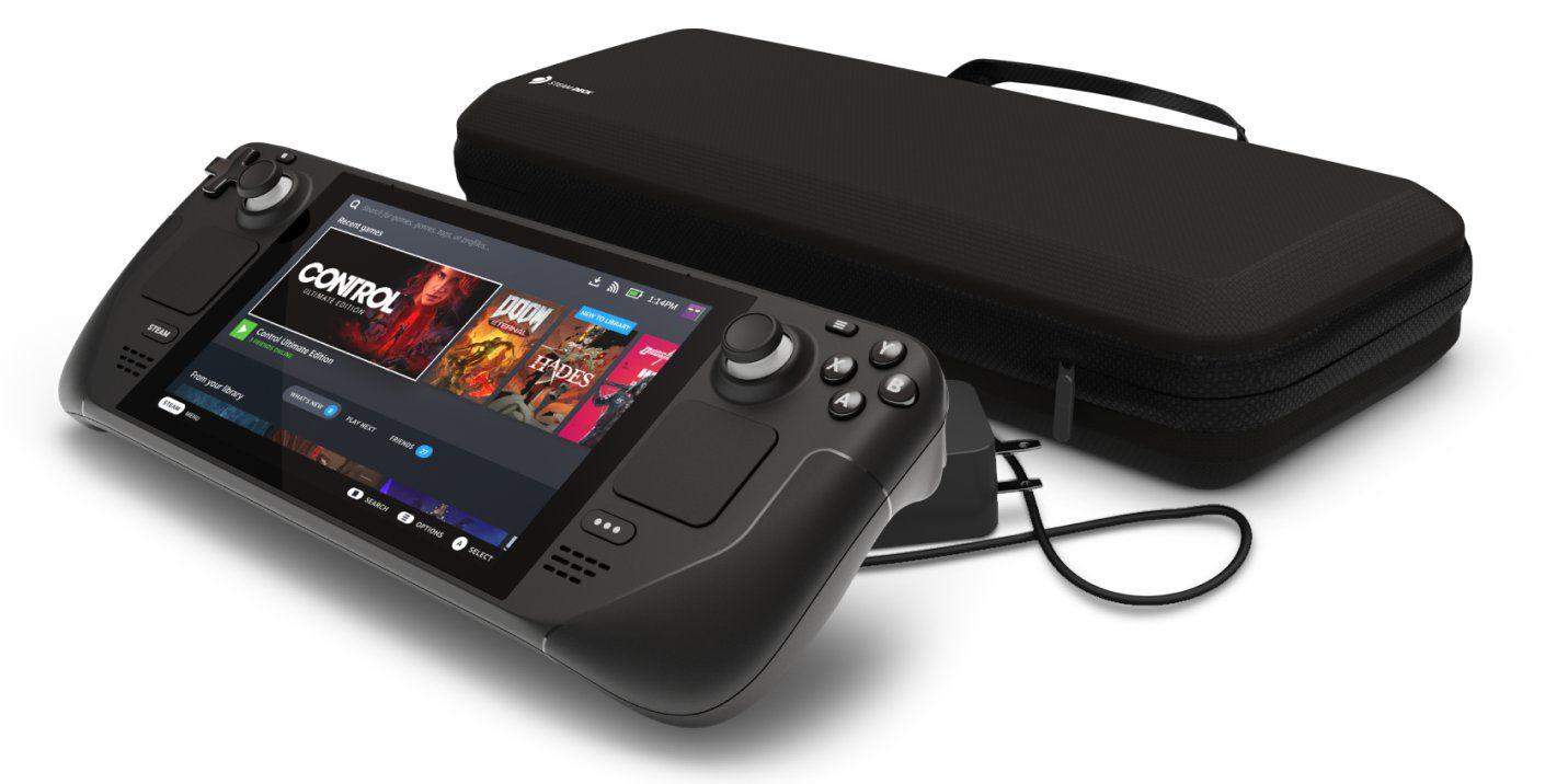 Steam Deck: le specifiche hardware delle tre versioni di lancio della  console portatile