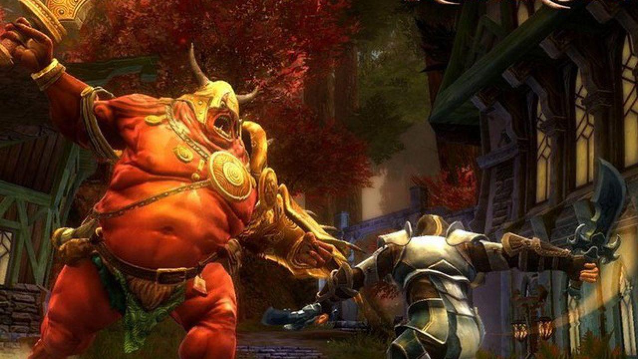 Steam: l'offerta del giorno è Kingdoms of Amalur - Reckoning